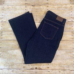 Ralph Lauren Dark Wash Jeans size 16